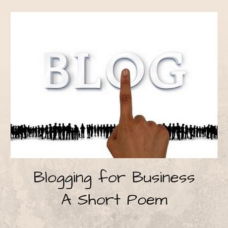 Blogging for Business Poem