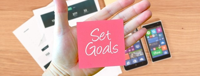goal setting for small business