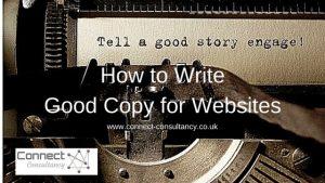 Blogging & Copywriting for Business